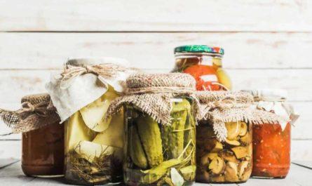 Домашние заготовки: где хранить, условия хранения и сколько хранятся