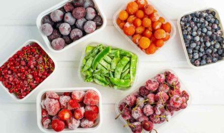 Заморозка ягод, как правильно: в чем замораживать, температура для заморозки, правила хранения
